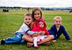 Christies kids Carter Alexis Elle Lukas_092213